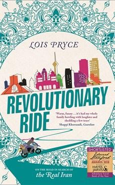Reisverhaal Revolutionary Ride Iran | Lois Pryce