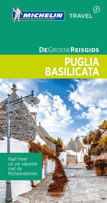 Reisgids Michelin groene gids Puglia - Basilicata - Apulië | Lannoo