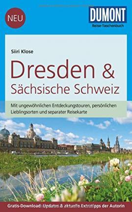 Reisgids Reise-Taschenbuch Dresden und Sächsisiche Schweiz | Dumont