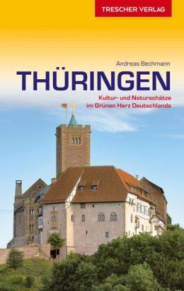 Reisgids Thüringen | Trescher Verlag