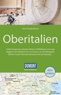 Reisgids Reise-Handbuch Oberitalien - Noord Italië | Dumont