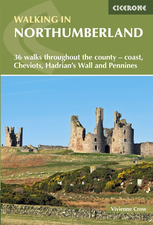 Wandelgids Walking in Northumberland | Cicerone