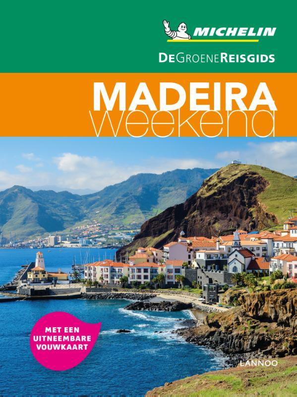 Reisgids Michelin groene gids weekend Madeira | Lannoo