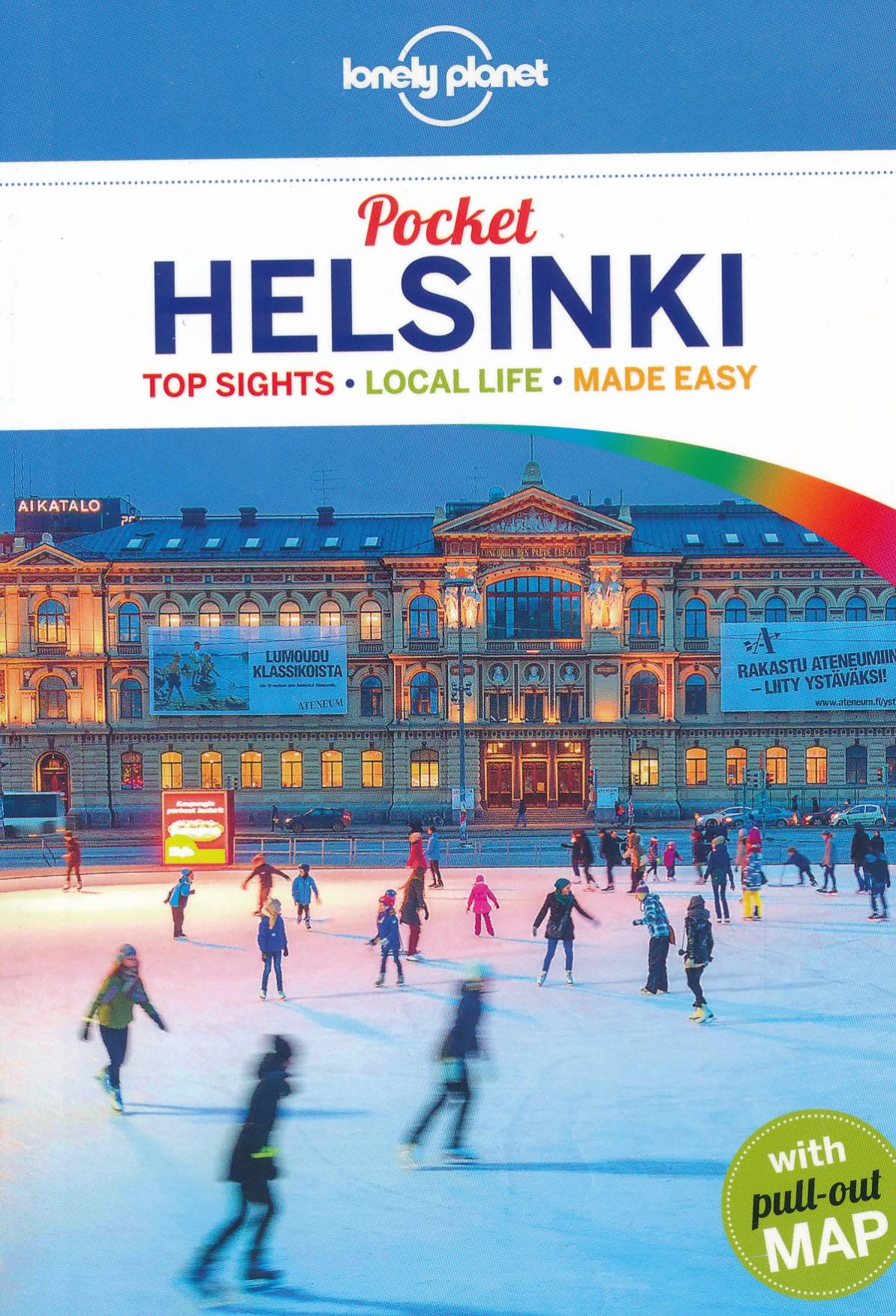 Reisgids Pocket Helsinki | Lonely Planet