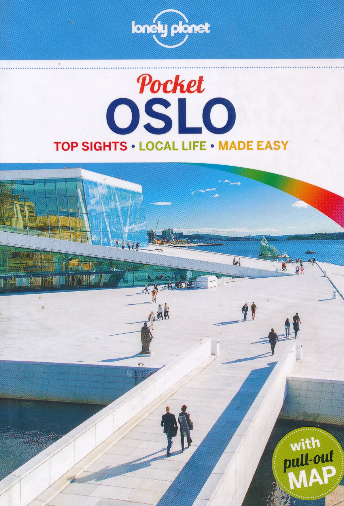 Reisgids Pocket Oslo | Lonely Planet