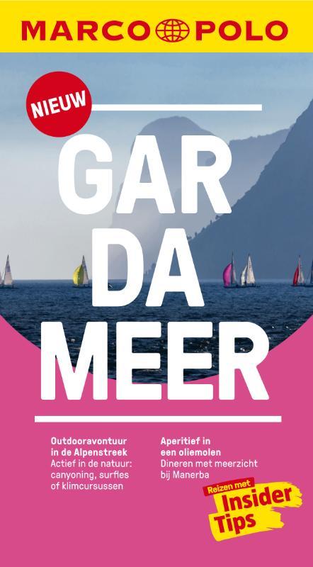 Reisgids Marco Polo NL Gardameer | 62Damrak