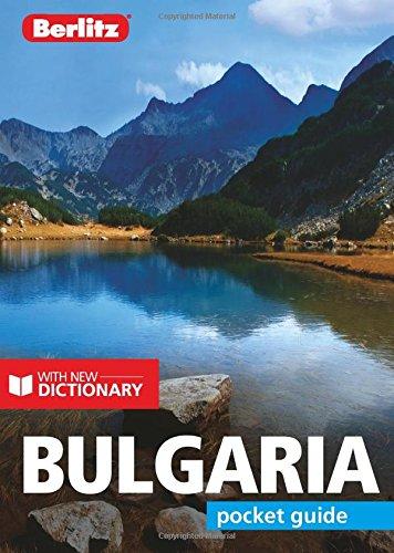 Reisgids Pocket Guide Bulgaria - Bulgarije | Berlitz