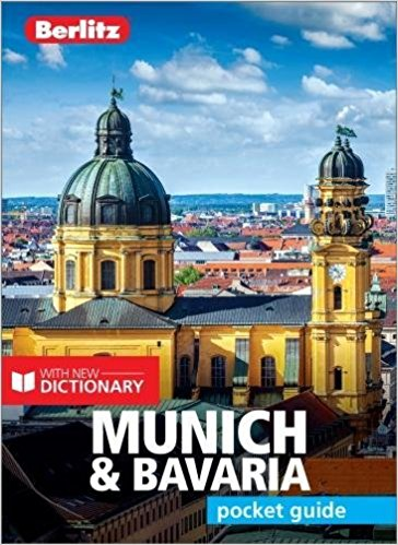 Reisgids Pocket Guide Munich and Bavaria - Munchen & Beieren | Berlitz