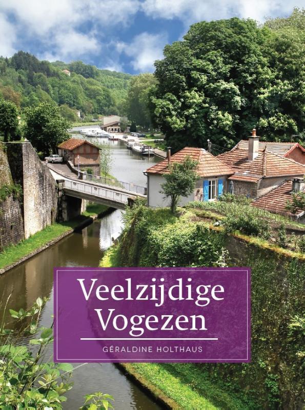 Reisgids Veelzijdig Vogezen | Edicola