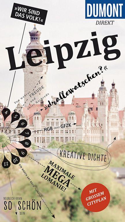 Reisgids Direkt Leipzig | Dumont