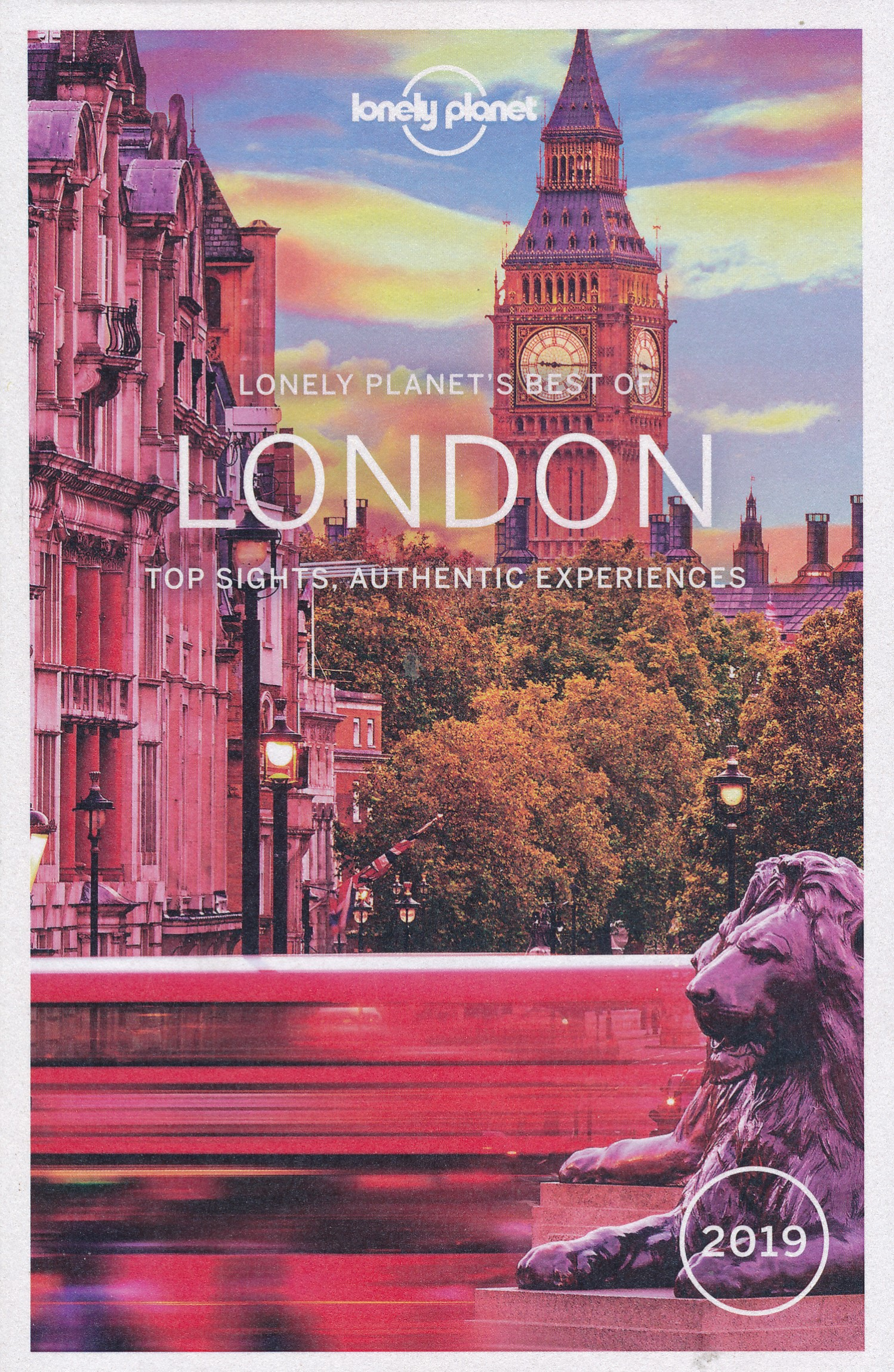 Reisgids Best of London | Lonely Planet