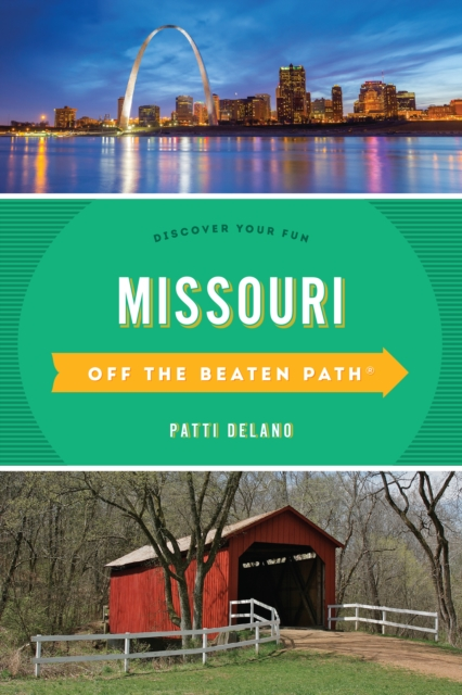 Reisgids Missouri Off the Beaten Path | Globe Pequot
