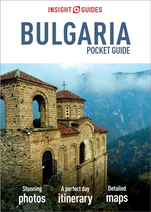 Online bestellen: Reisgids Insight Pocket Guide Bulgaria - Bulgarije | Insight Guides