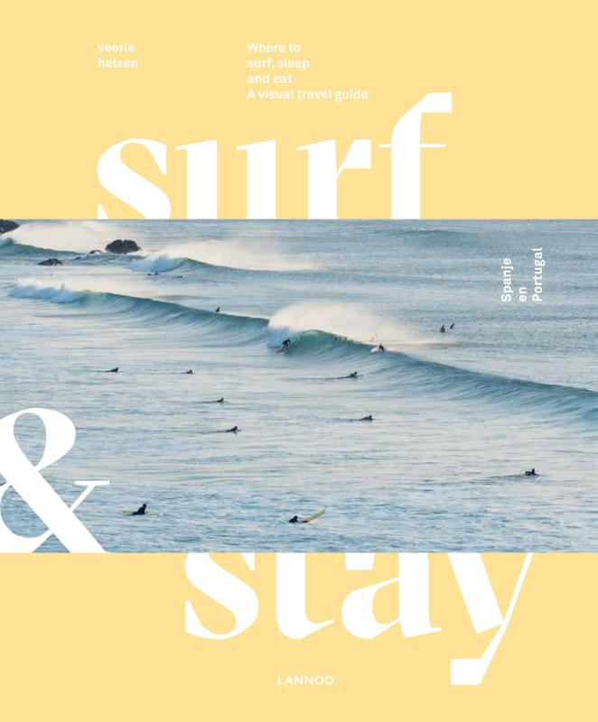 Reisgids Surf & Stay | Lannoo