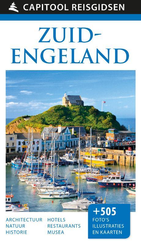 Reisgids Capitool Zuid-Engeland | Unieboek