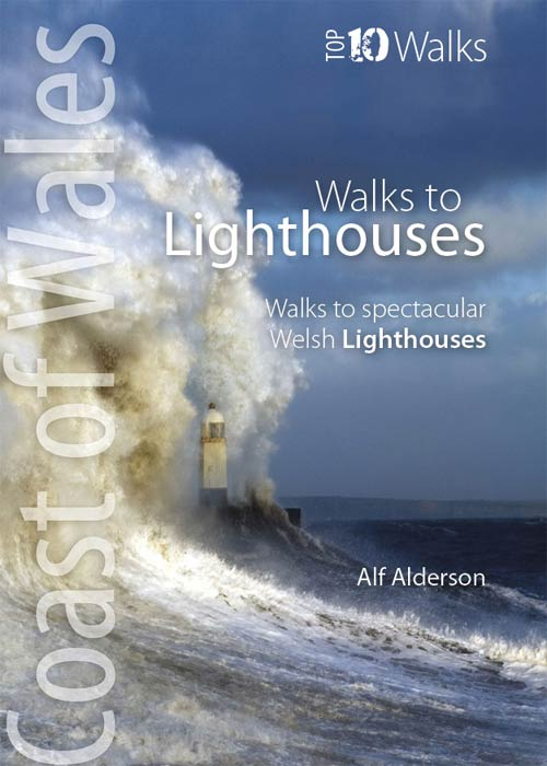 Wandelgids Walks to Lighthouses Wales | Northern Eye Books