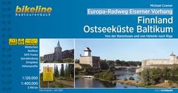 Fietsgids Bikeline Finnland - Ostseeküste Baltikum, Finland - Baltische Staten | Esterbauer