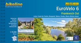 Fietsgids Bikeline Eurovelo 6 : Orleans - Basel (Frankrijk oost) | Esterbauer