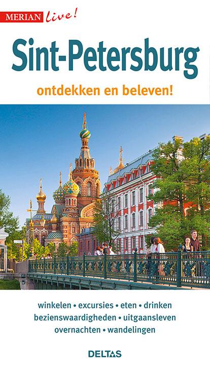 Reisgids Merian live Sint-Petersburg | Deltas de zwerver