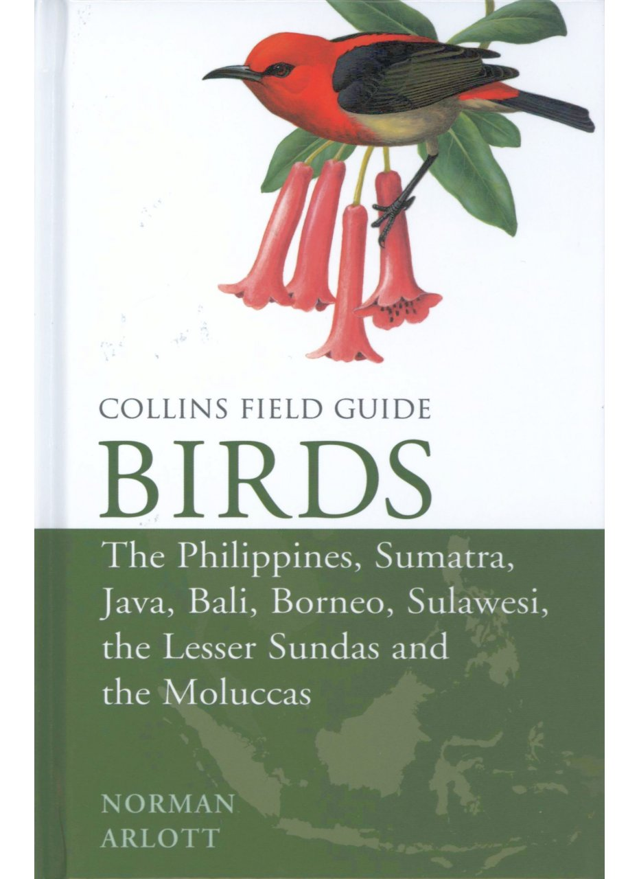 Vogelgids Birds of the Philippines, Sumatra, Java, Bali, Borneo, Sulawesi, the Lesser Sundas and the Moluccas | Collins