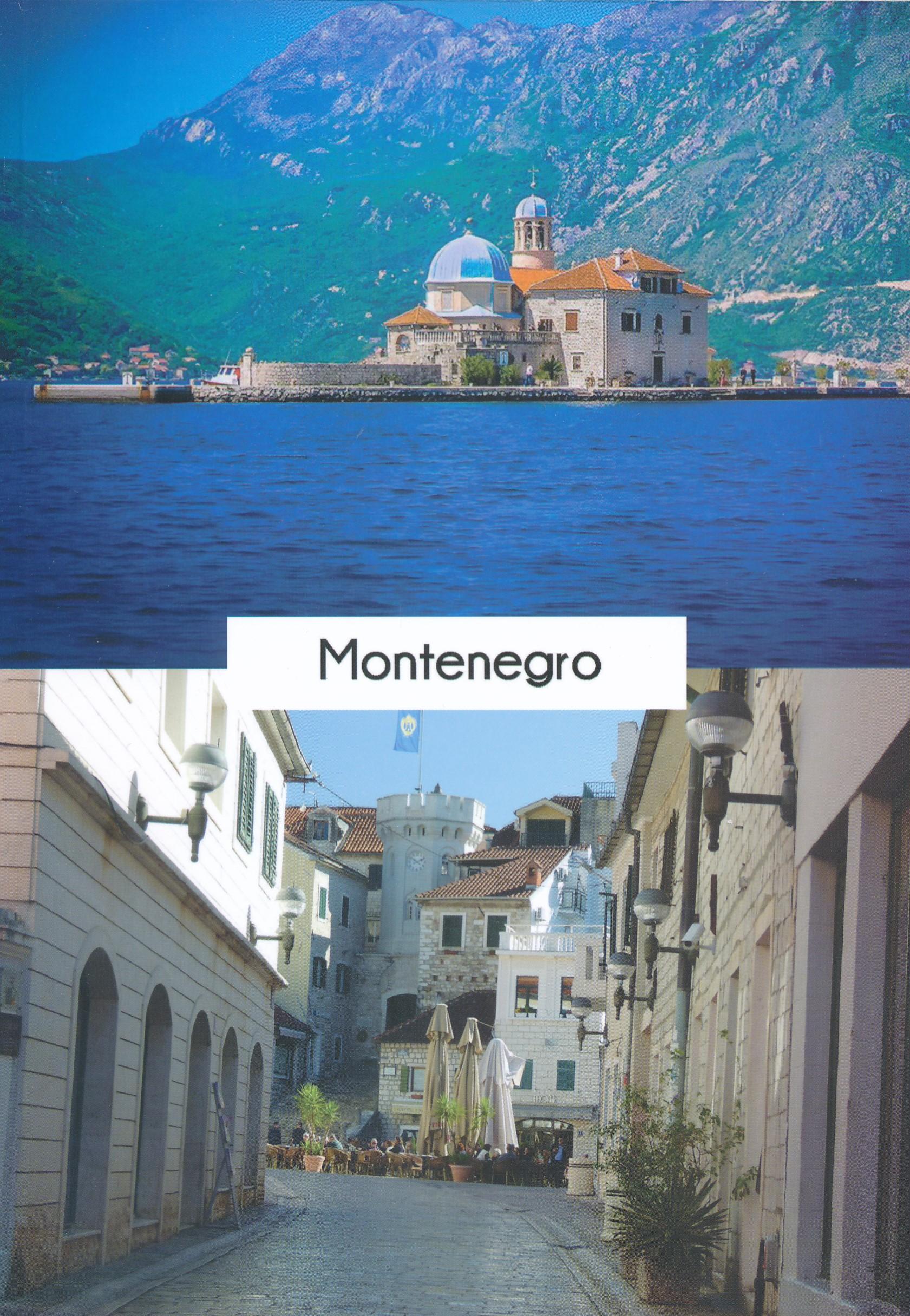 Online bestellen: Reisgids Montenegro   Albrechts
