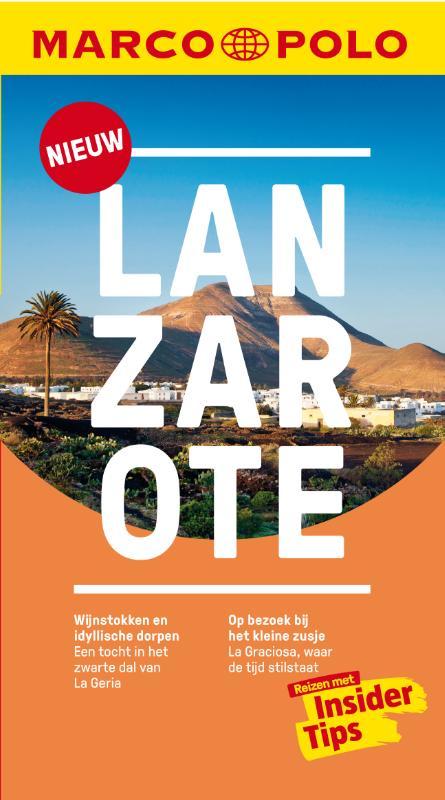 Reisgids Marco Polo NL Lanzarote | 62Damrak