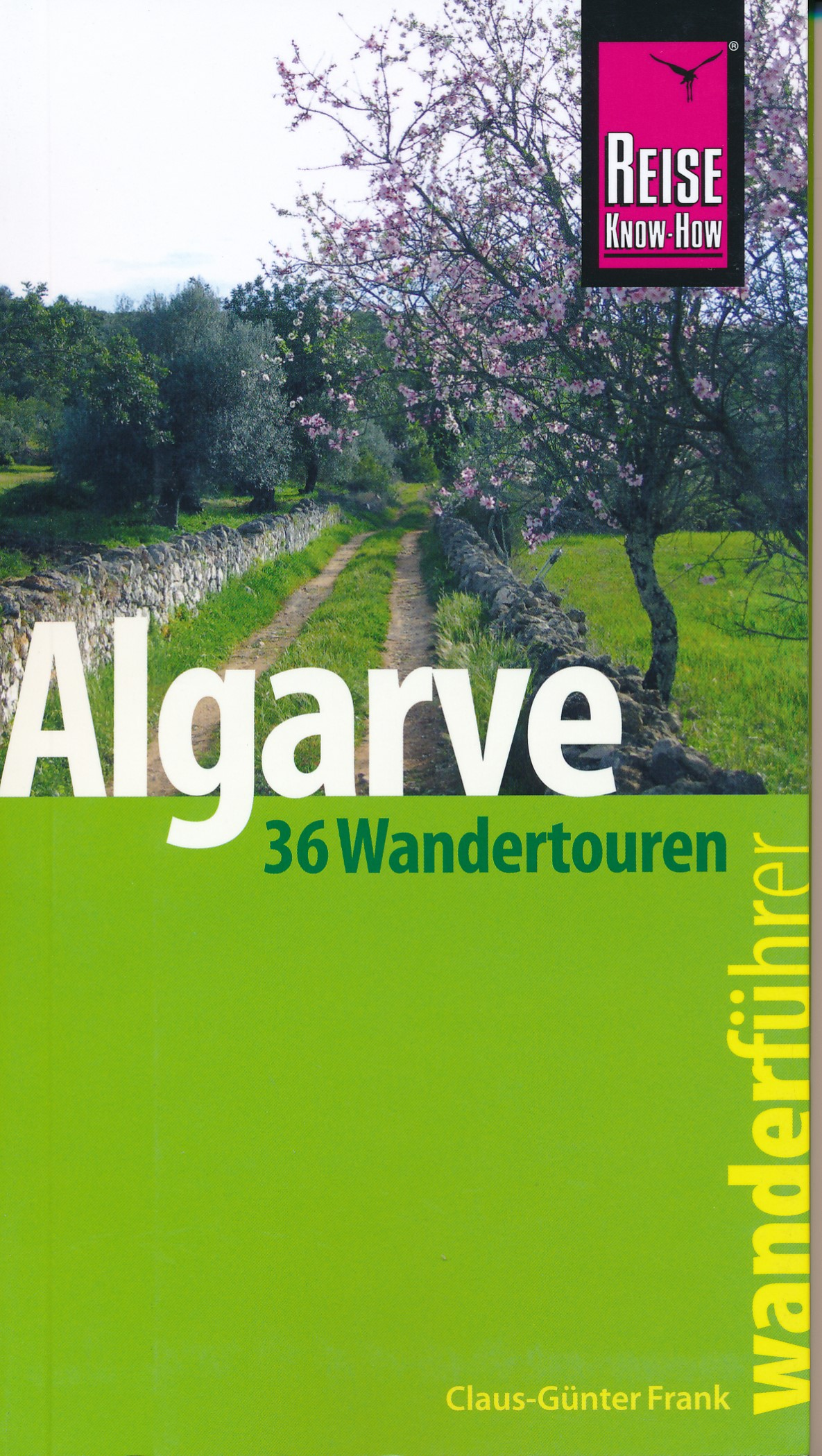 Wandelgids Algarve | Reise Know-How Verlag