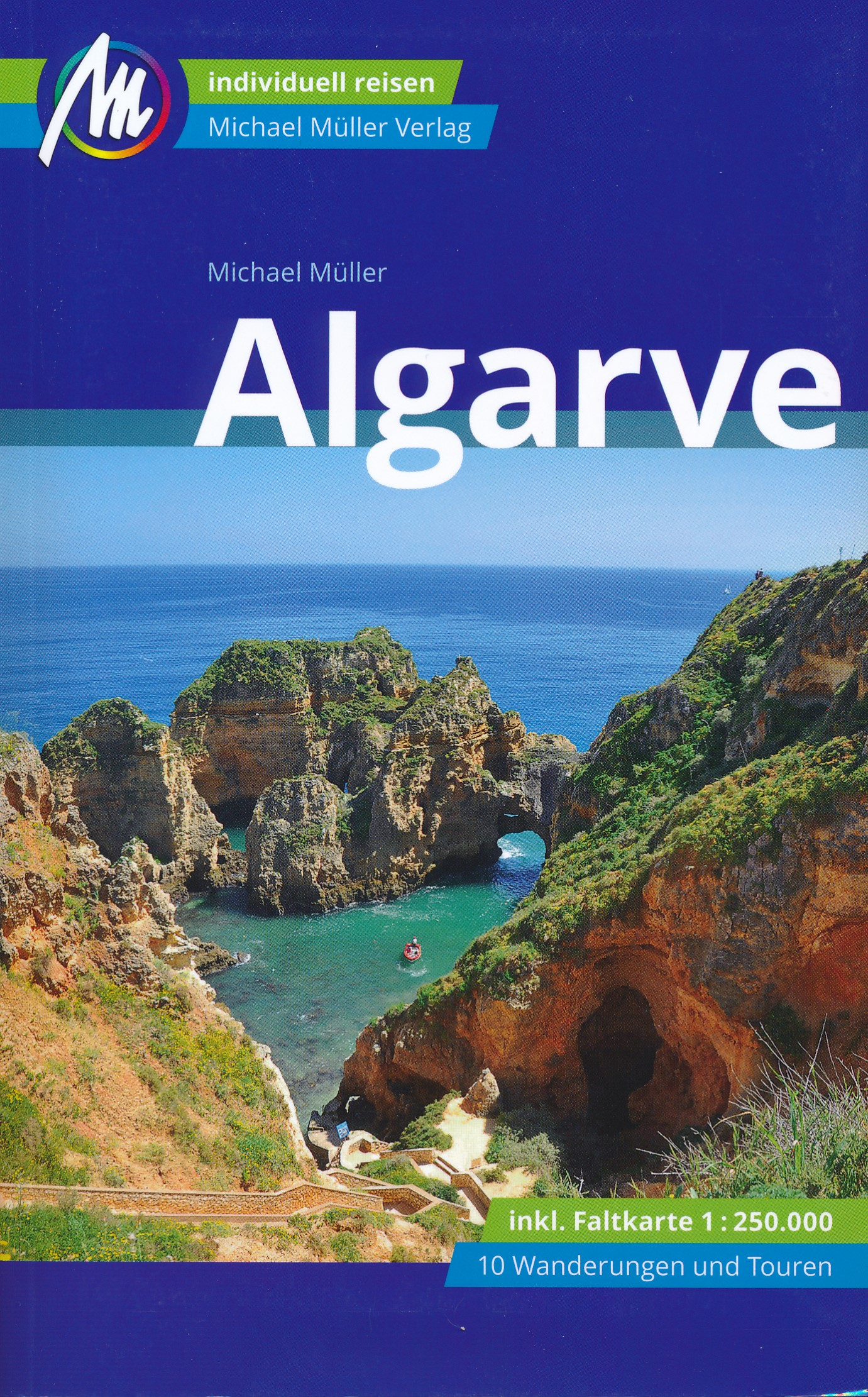 Reisgids Algarve | Michael Müller Verlag