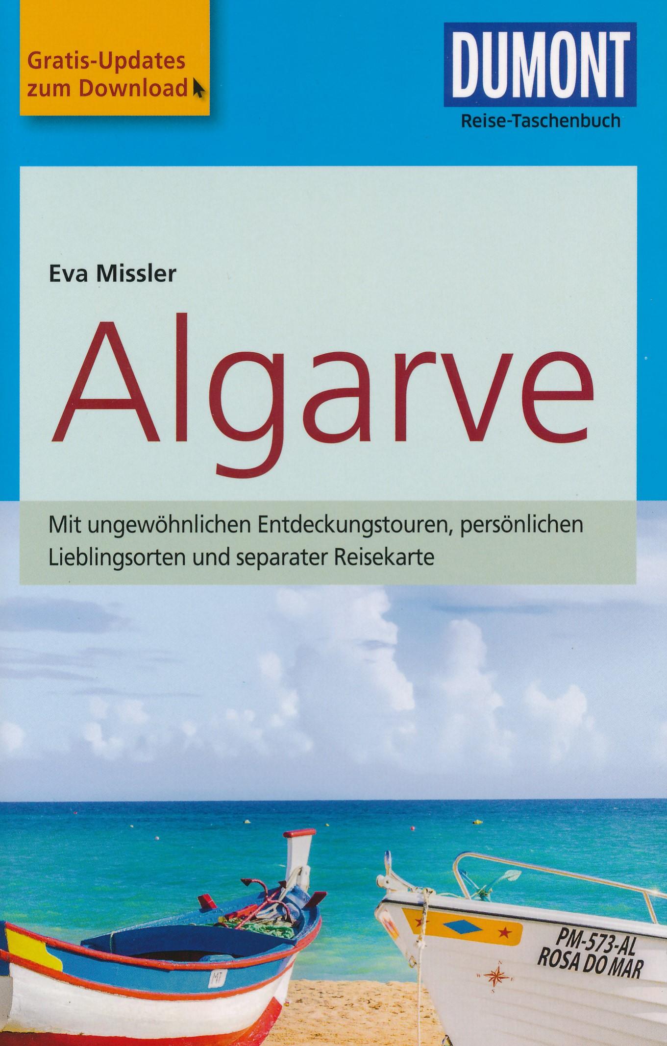 Reisgids Reise-Taschenbuch Algarve | Dumont