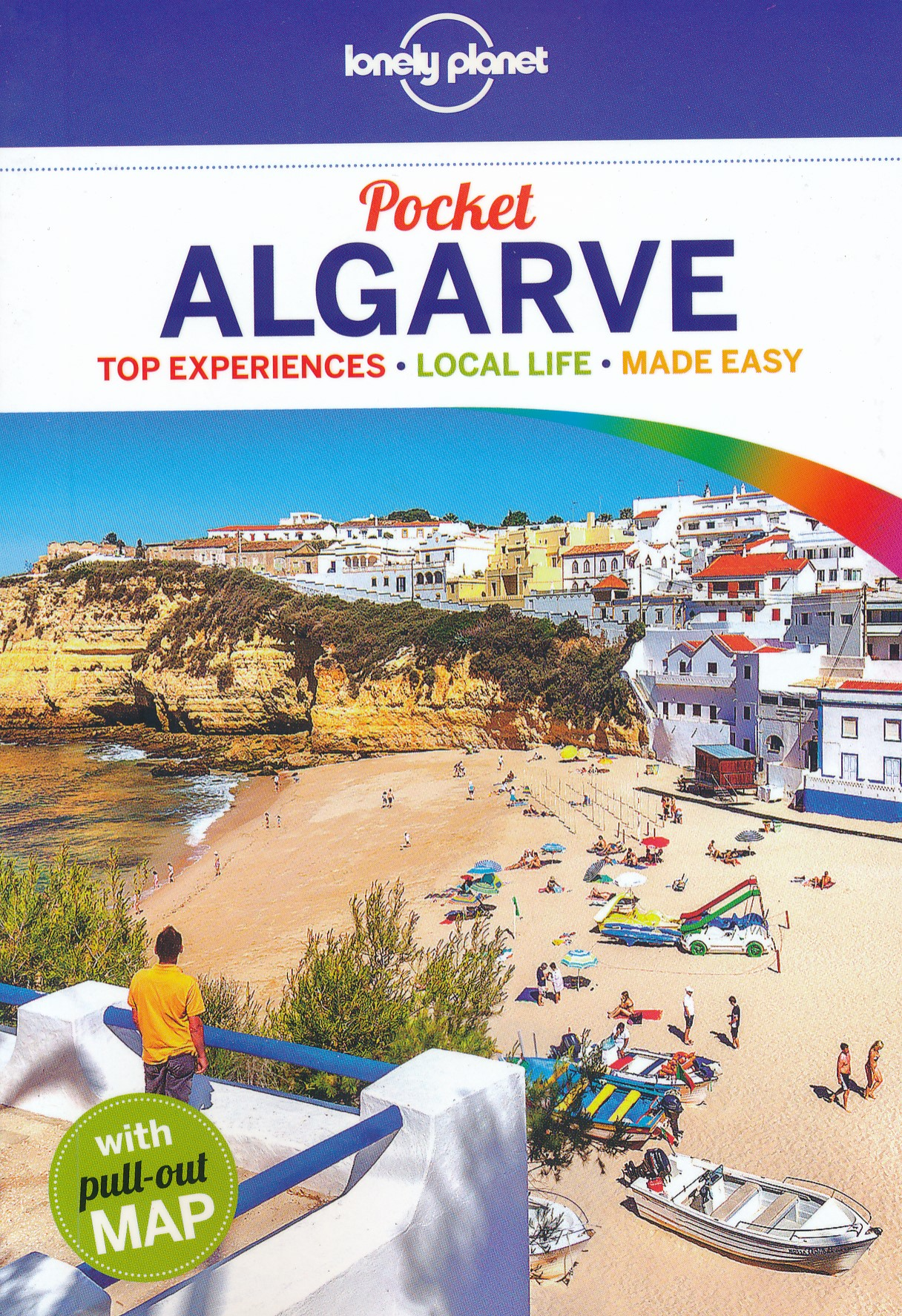 Reisgids Pocket Algarve | Lonely Planet