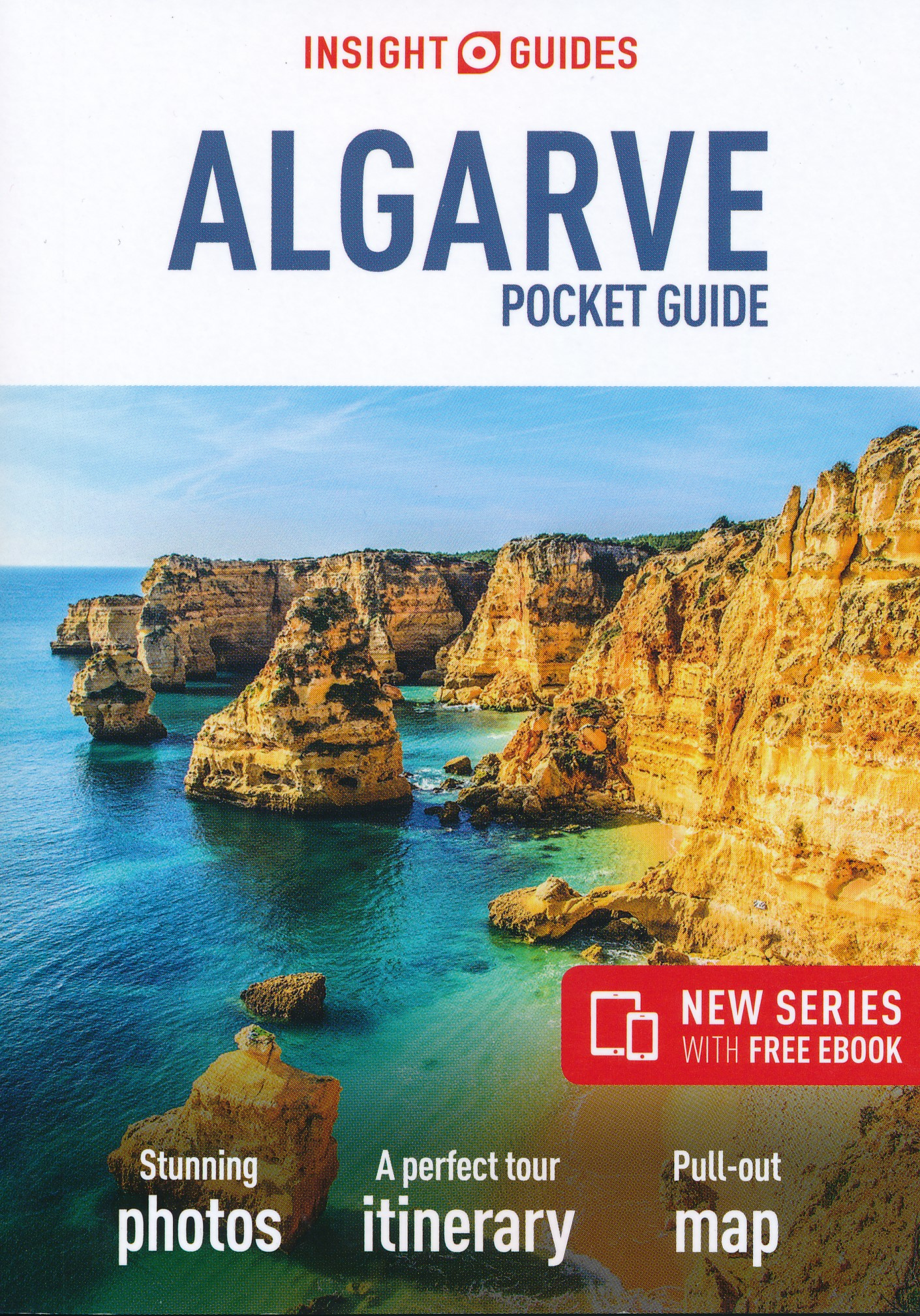 Reisgids Insight Pocket Guide Algarve | Insight Guides