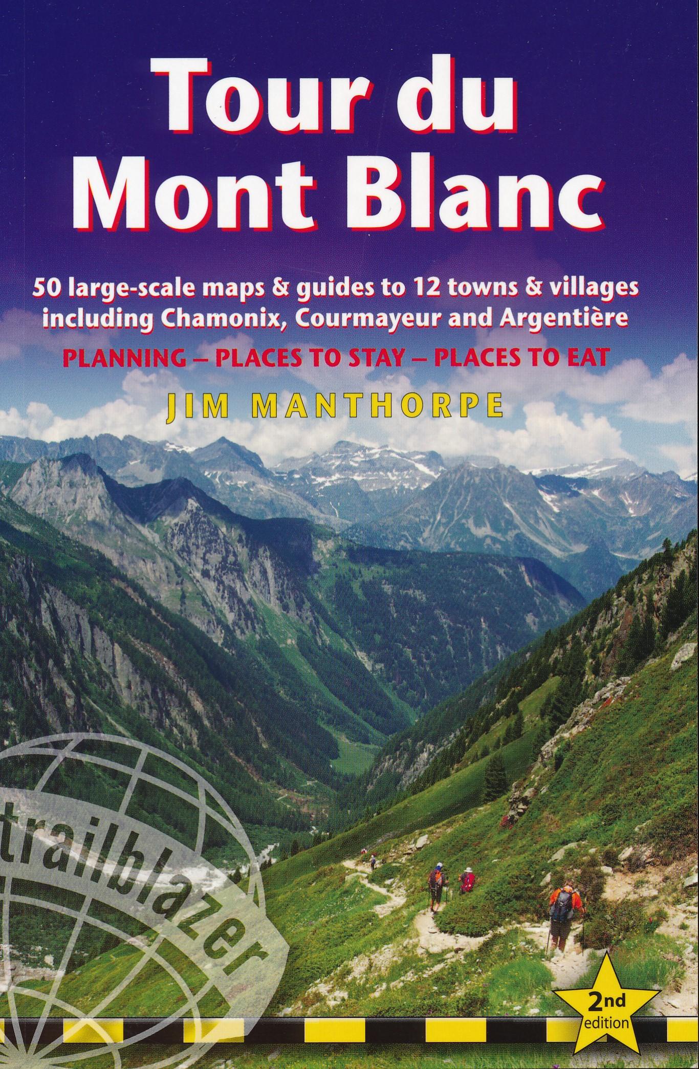 Wandelgids Tour Du Mont Blanc | Trailblazer