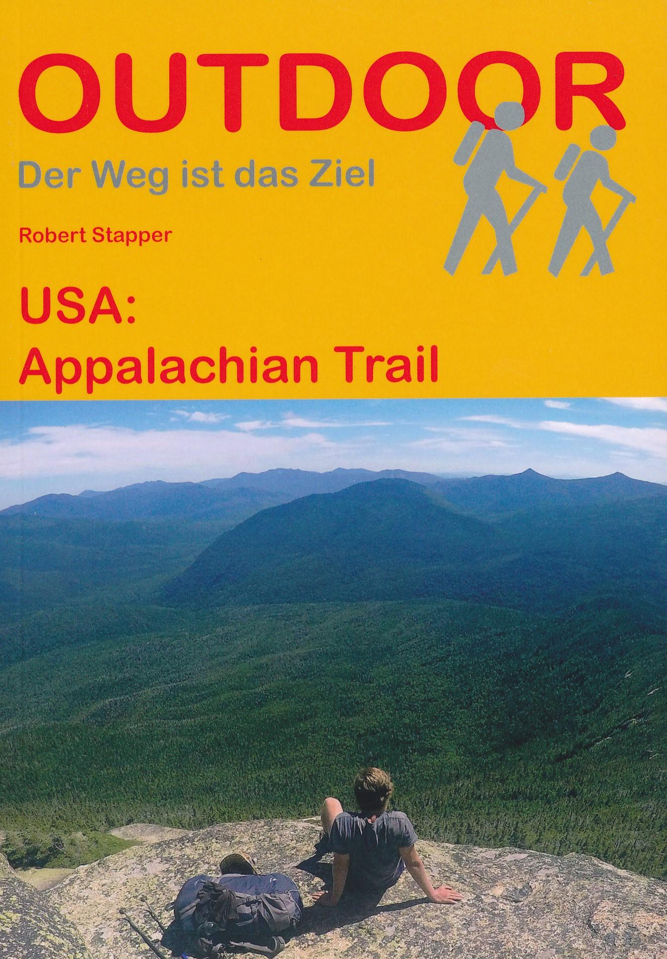 Wandelgids USA: Appalachian Trail | Conrad Stein Verlag