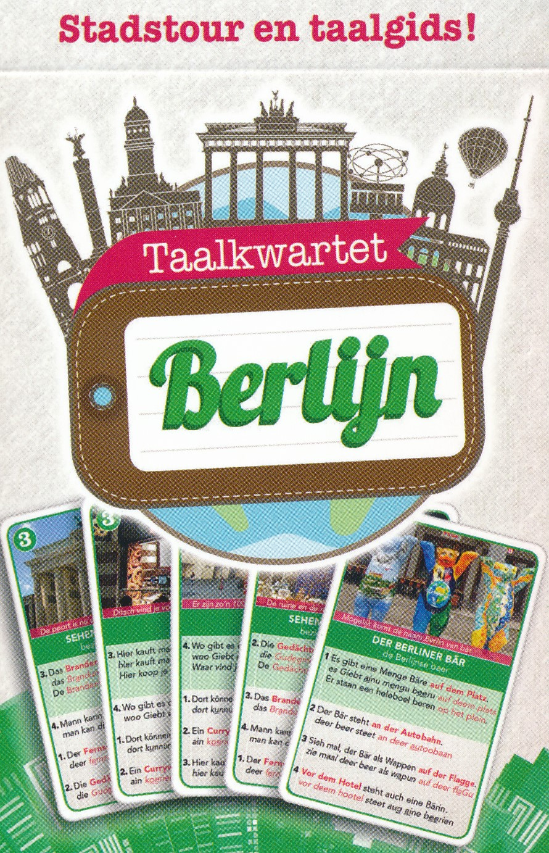 Taalkwartet Berlijn | Scala Leuker Leren