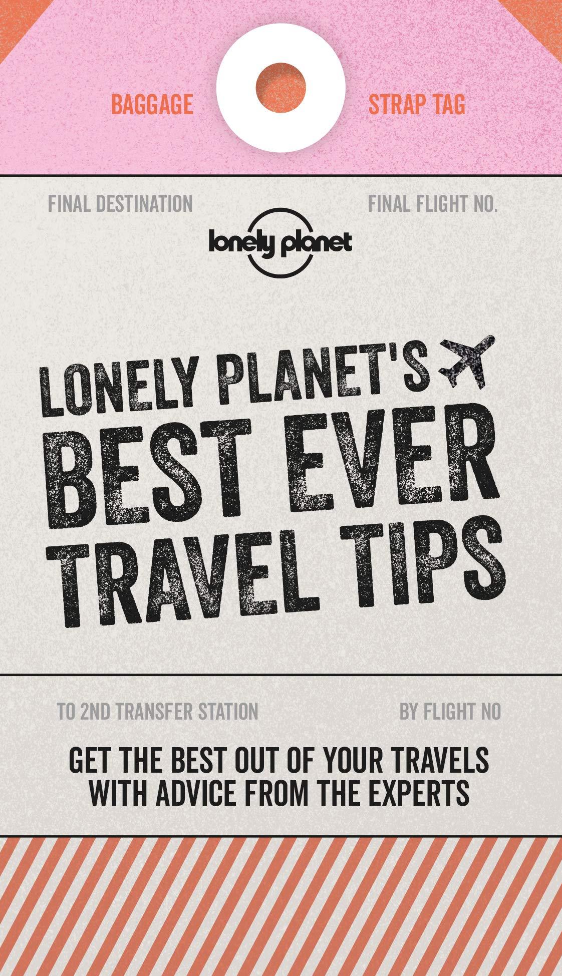 Reisgids - Reishandboek Best Ever Travel Tips | Lonely Planet de zwerver