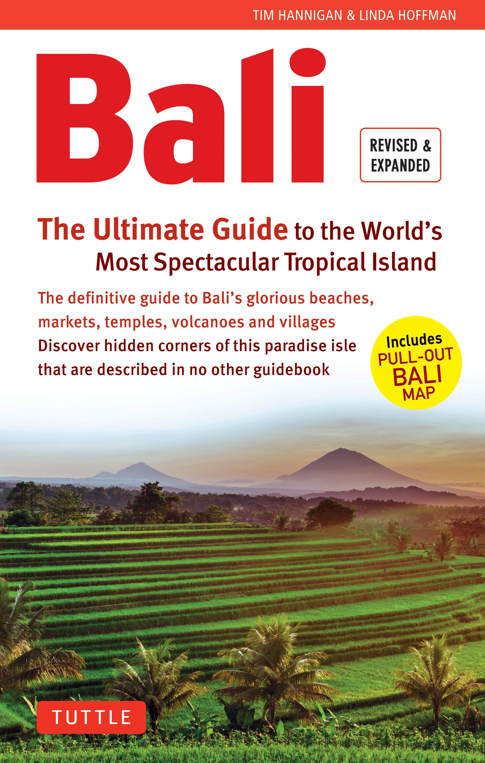 Online bestellen: Reisgids Bali: The Ultimate Guide | Tuttle Publishing
