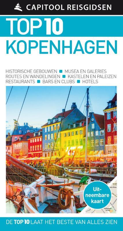 Reisgids Capitool Top 10 Kopenhagen | Unieboek
