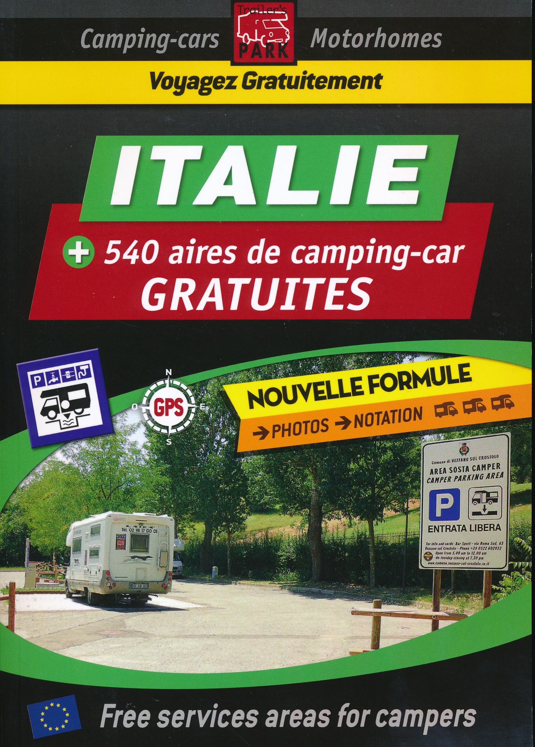 Online bestellen: Campergids Camping Car Italië | Trailer Park