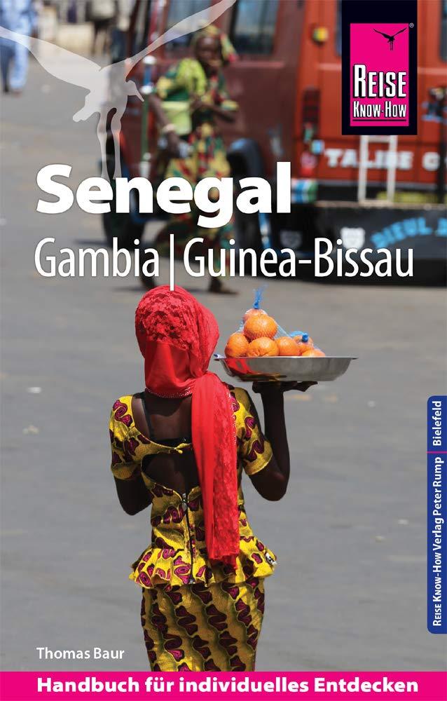 Landkaarten Gambia