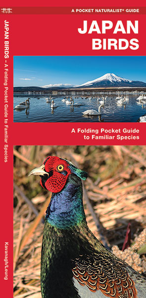Vogelgids Japan Birds | Waterford Press