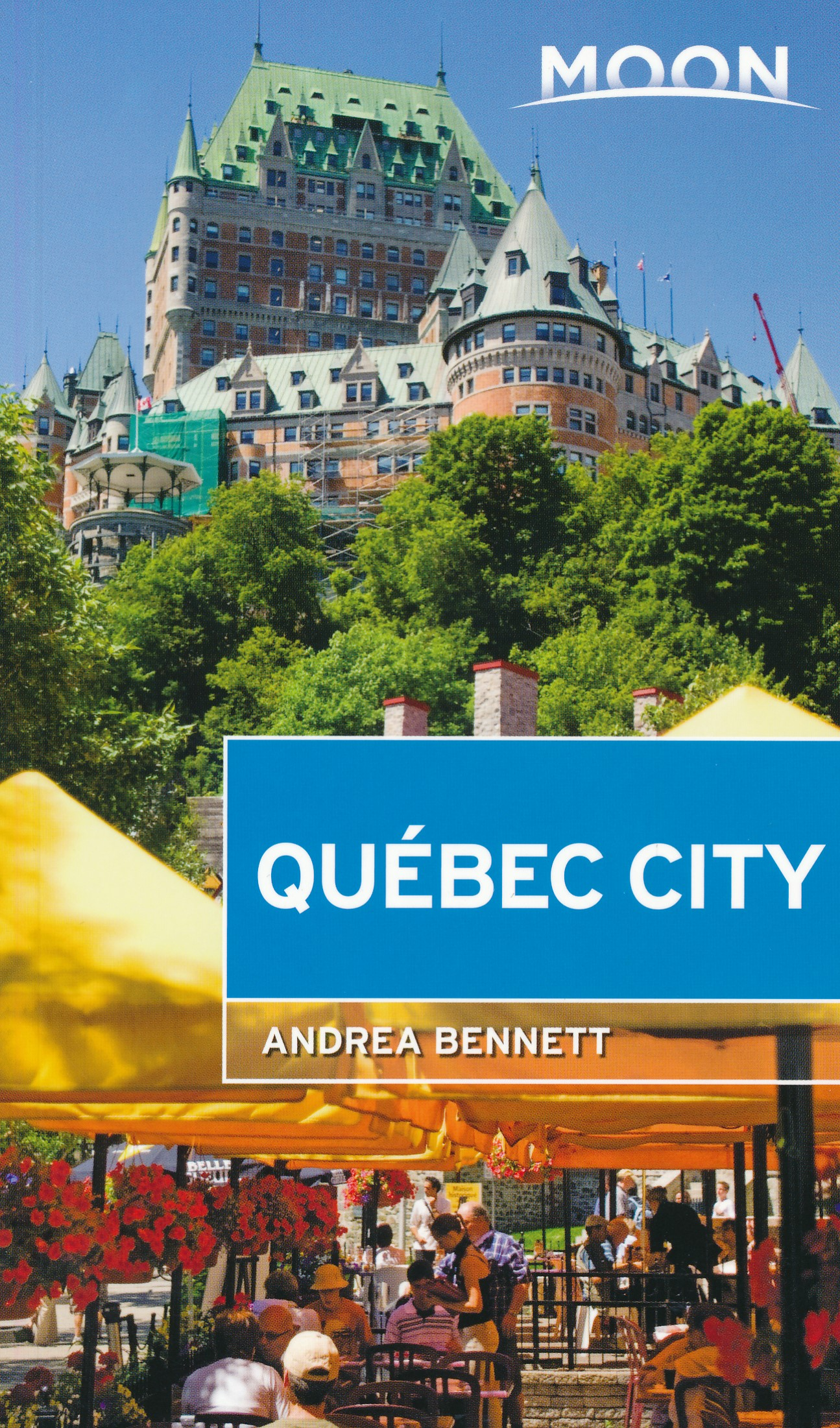 Reisgids Québec City | Moon