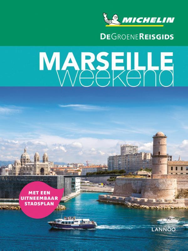 Reisgids Michelin groene gids weekend Marseille | Lannoo