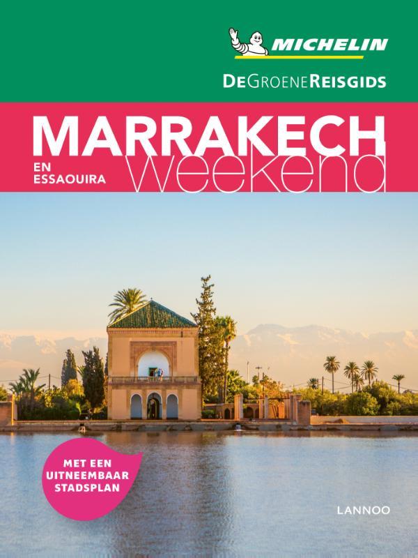Reisgids Michelin groene gids weekend Marrakech | Lannoo