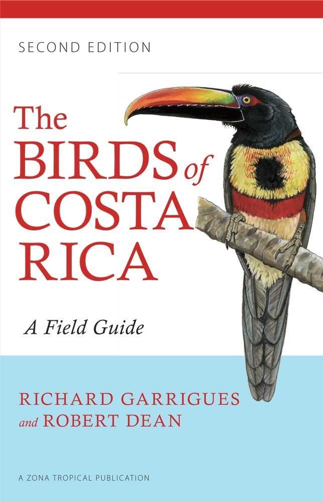 Vogelgids The Birds of Costa Rica   Zona Tropical