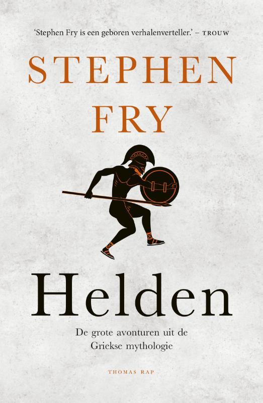 Reisverhaal Helden | Stephen John Fry