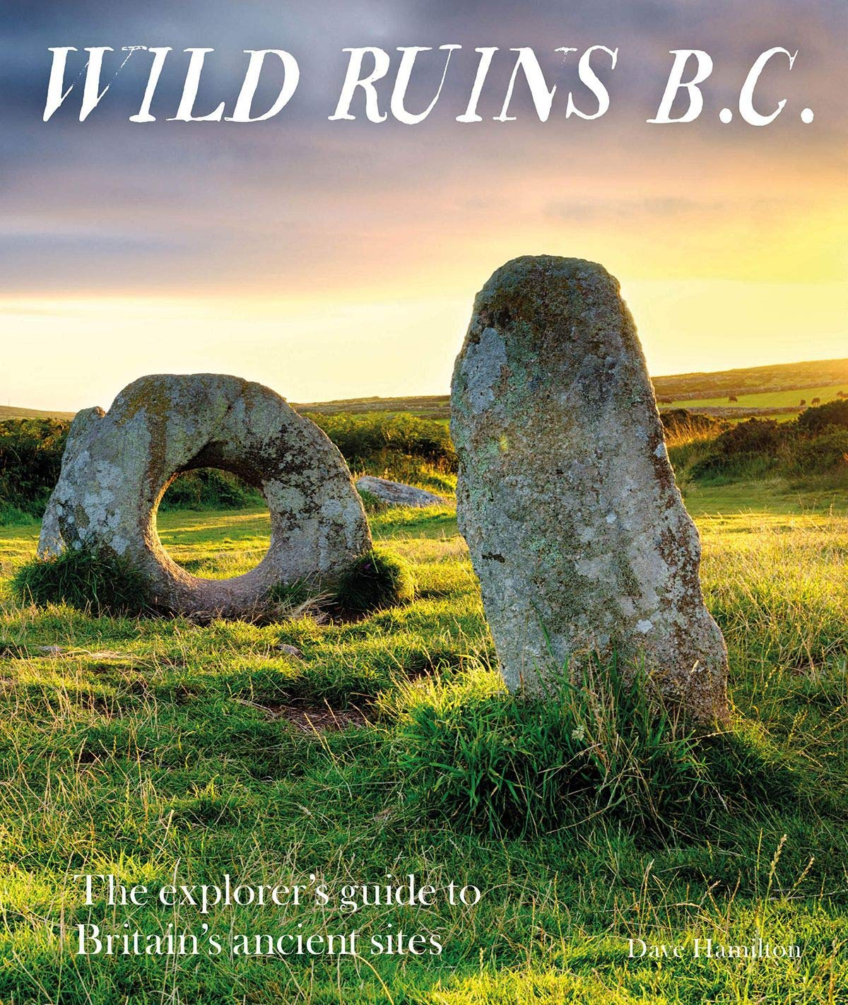 Reisgids Wild Ruins B.C.: The Explorer's Guide to Britain's Ancient Sites | Wild Things