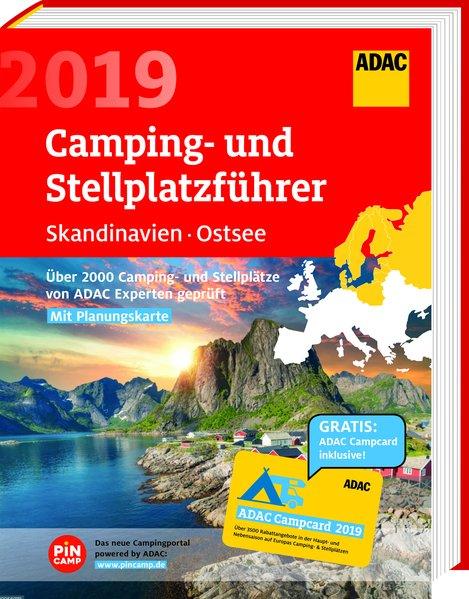 Campergids - Campinggids Campergids - Campinggids Camping und Stellplatzführer Skandinavien - Ostsee 2019 | ADAC