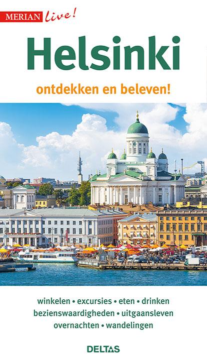 Reisgids Merian live Helsinki | Deltas