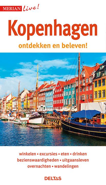 Reisgids Merian live Kopenhagen | Deltas