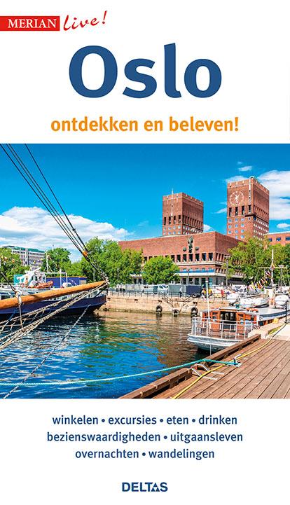 Reisgids Merian live Oslo | Deltas